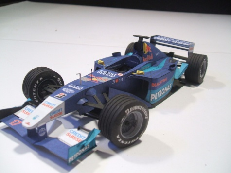 Sauber-Petronas C 20