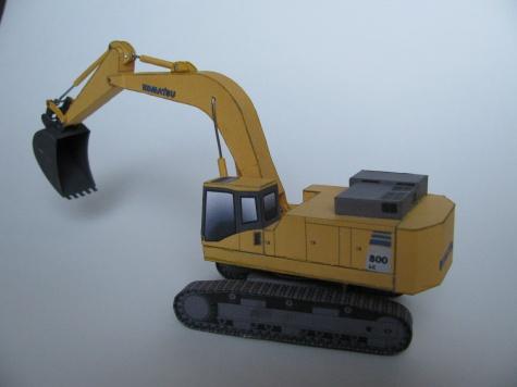 Komatsu PC 800