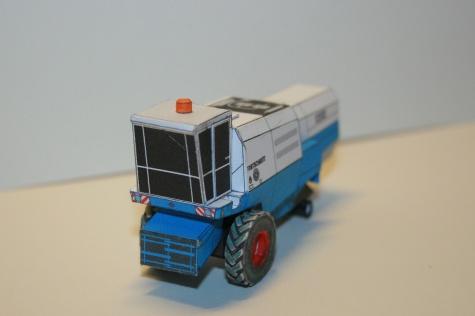 Kombajny FORTSCHRITT E512,E514