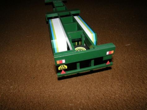 kontejnerový návěs NK 342824