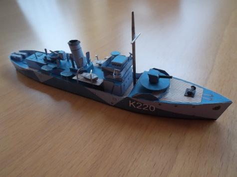 Korveta HMCS Midland