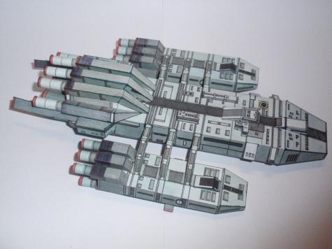 Kosmická loď GALAXIA