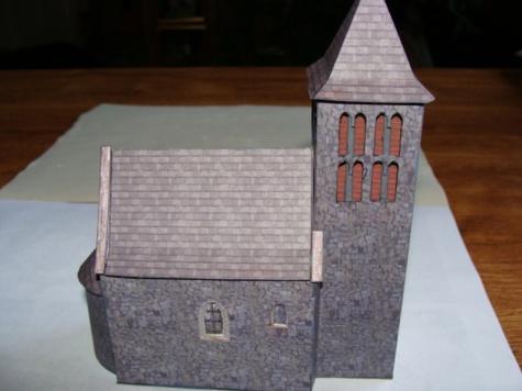 Kostel Sv.Petra a Pavla Poříčí nad Sázavou