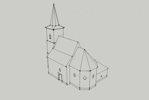 Kostel Nejsvětější trojice v Sobětuchách