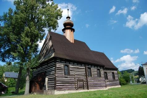 Kostel svatého Michaela , Maršíkov