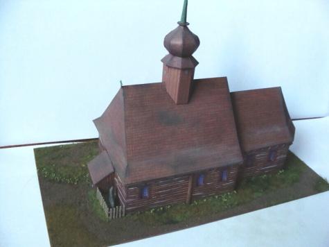kostel Archanděla Gabriela v Maršíkově