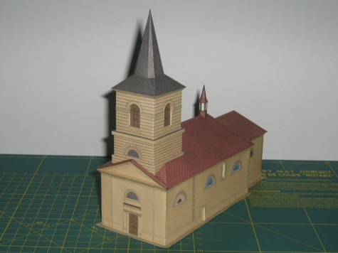 Kostel Božího těla, Křečhoř