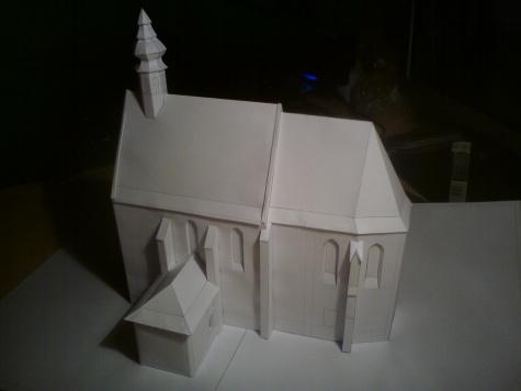 Kostel Božího Těla Slavonice