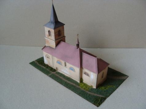 kostel Křečhoř