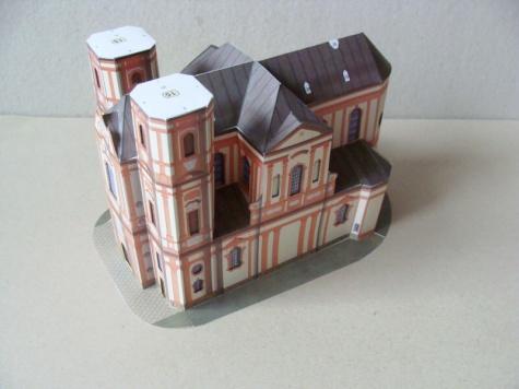 kostel Nanebevzetí Panna Marie Přeštice