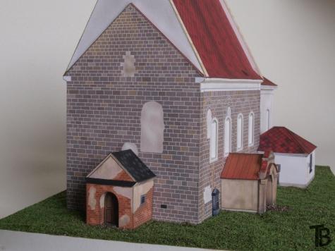 Kostel Nanebevzetí Panny Marie - Libčany