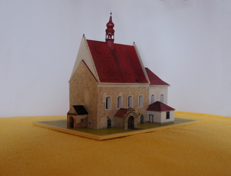 Kostel Nanebevzetí Panny Marie v Libčanech