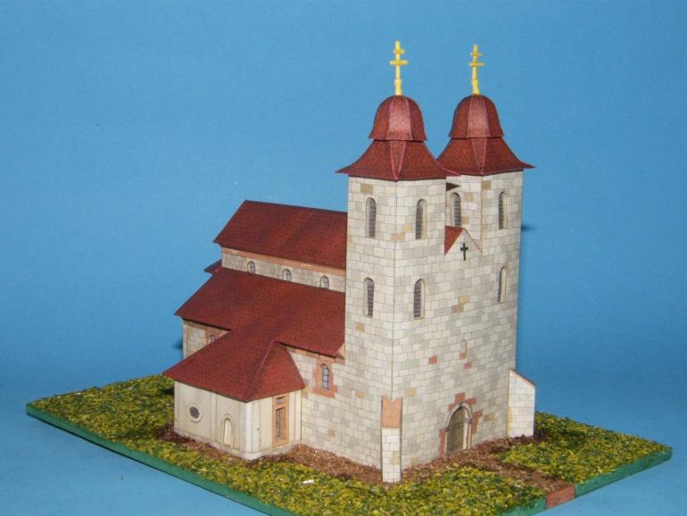 Kostel Nanebevzetí Panny Marie v Tismicích
