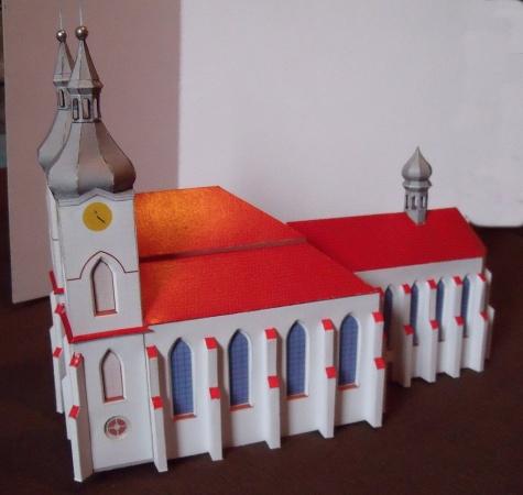 Kostel Narození Panny Marie v Želivi