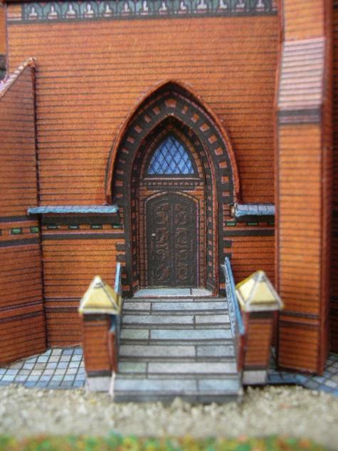 kostel Navštívení Panny Marie v Poštorné(Alfik)