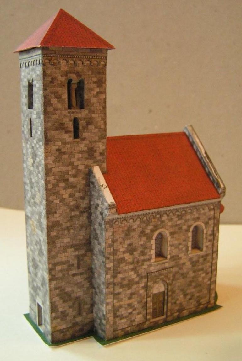 Kostel p. Marie V Mohelnici nad Jizerou