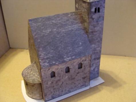 Kostel Panny Marie - Budeč