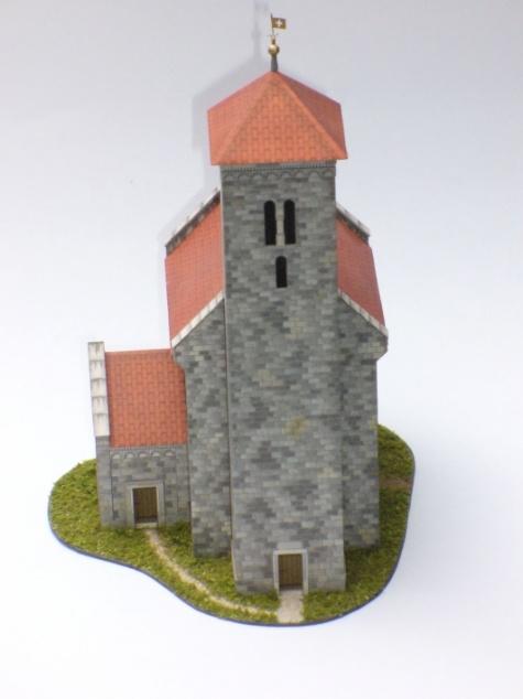 Kostel Panny Marie - Mohelnice nad Jizerou