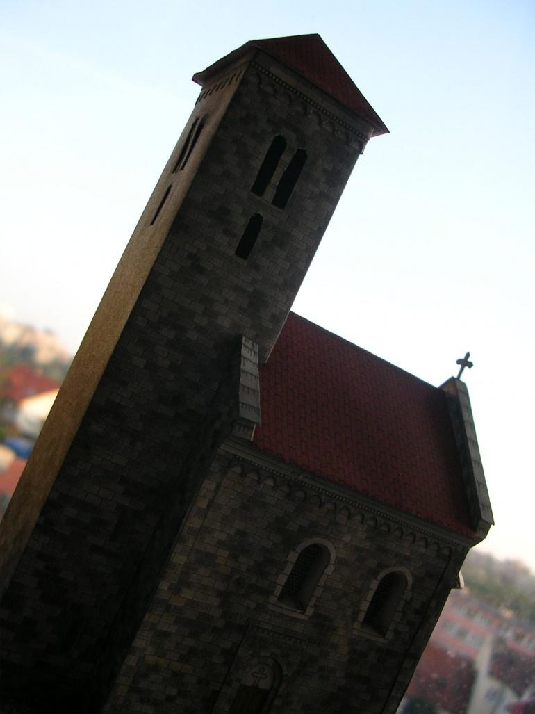 Kostel Panny Marie v Mohelnici n. J.