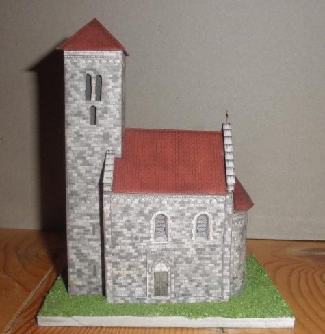 Kostel Panny Marie v Mohelnici nad Jizerou