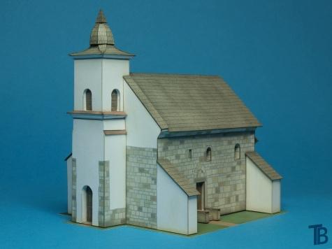 Kostel Reformované křesťanské církve - Kalinčiakovo