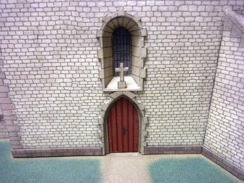 Kostel stětí sv. Jana Křtitele Krpy