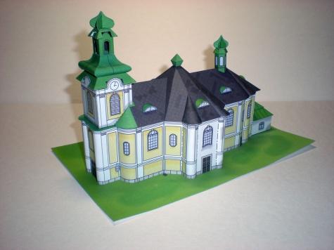 Kostel sv. Archanděla Michaela ve Smržovce