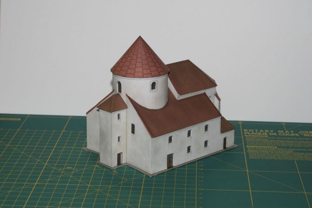 Kostel Sv. Barbory, Častohostice