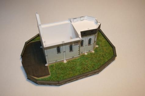 Kostel sv. Bartoloměje - Kočí