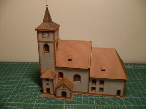 Kostel Sv. Jakuba - Kasejovice