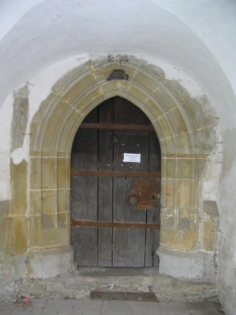 Kostel sv. Jakuba - Libiš