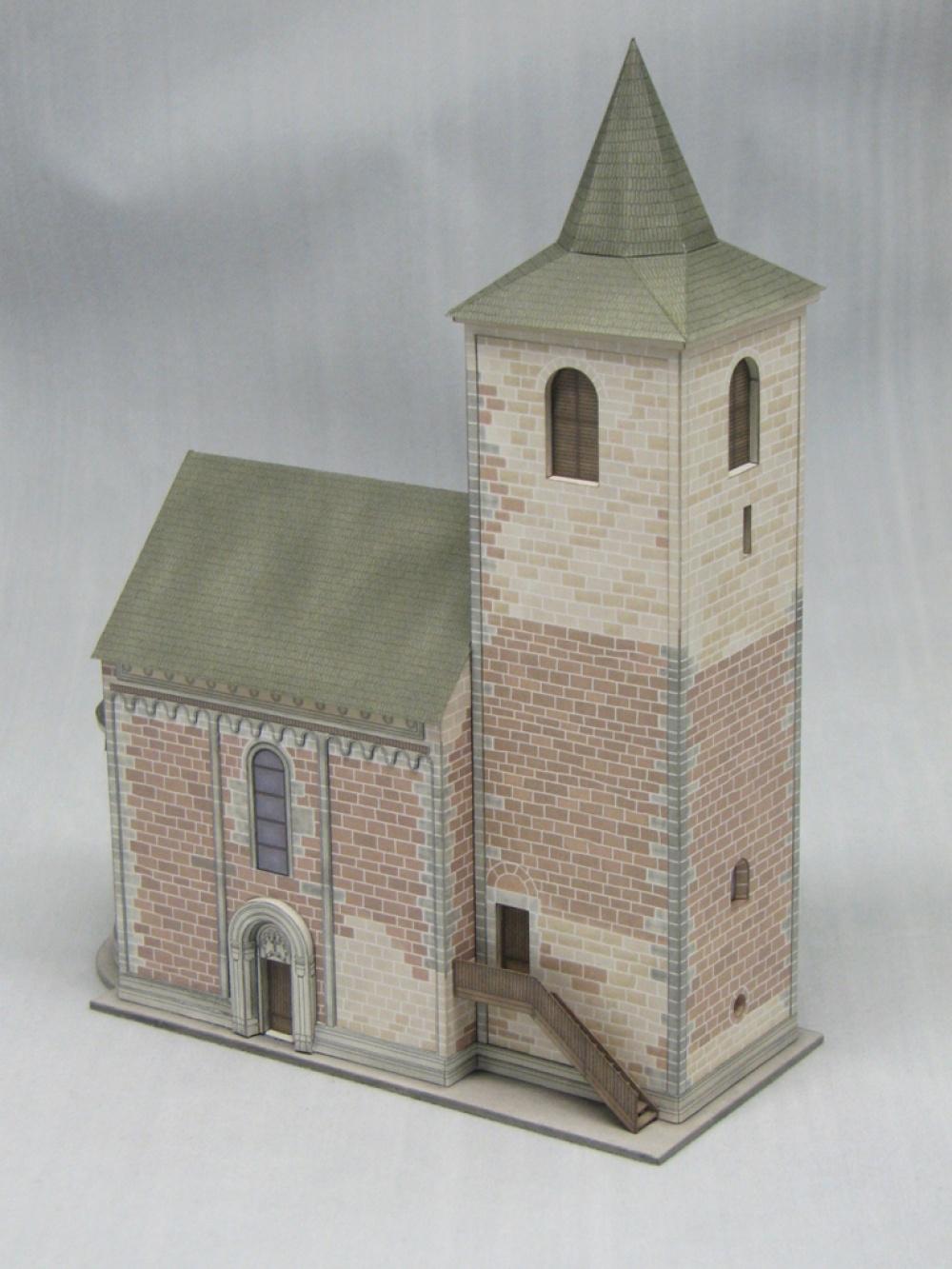 Kostel sv. Jakuba - Vroutek - 24H
