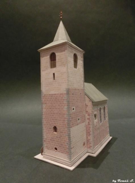 Kostel sv. Jakuba - Vroutek