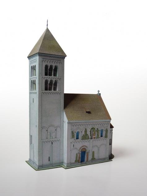 kostel sv. Jakuba, Církvice - Jakub