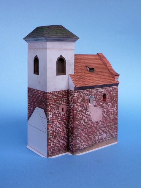 Kostel sv. Jakuba, Rovná u Stříbrné Skalice