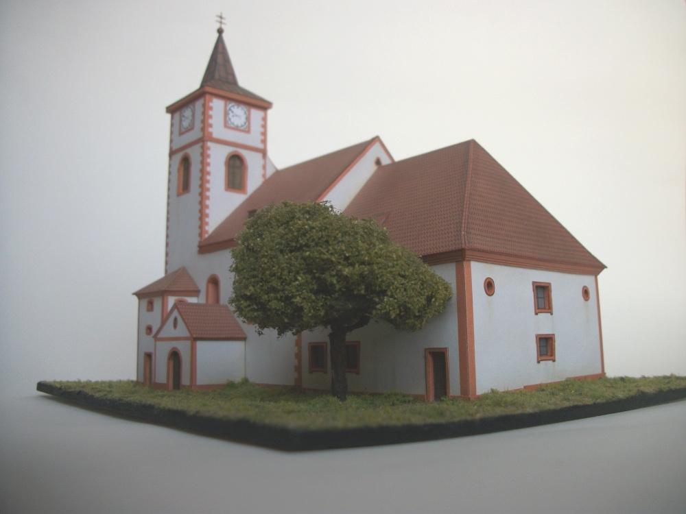 Kostel sv. Jakuba Kasejovice