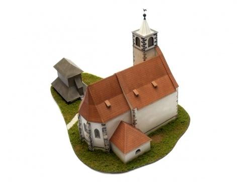 Kostel sv. Jakuba v Libiši