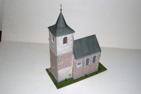 Kostel sv. Jakuba ve Vroutku