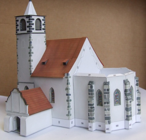 Kostel sv. Jakuba Vetsiho v Libisi