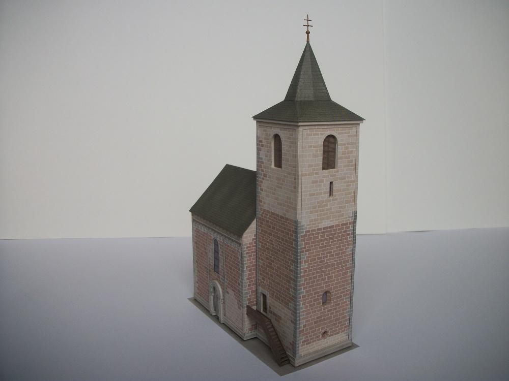 Kostel sv. Jakuba Vroutek