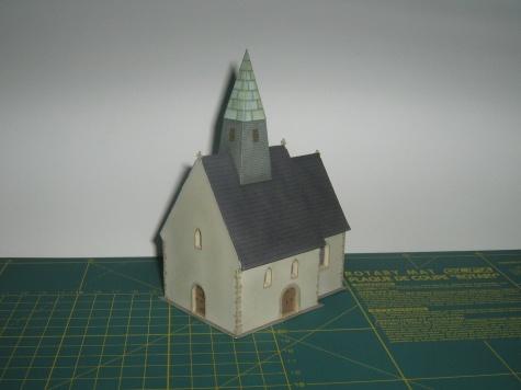 Kostel Sv. Jana Křtitele, Nudvojovice