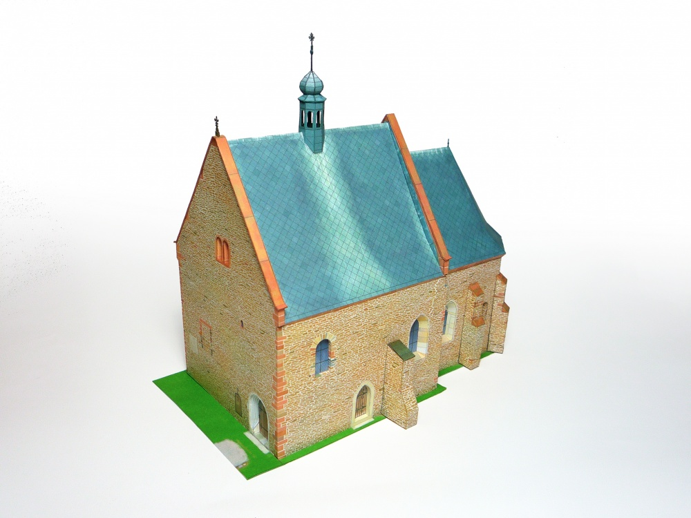 kostel sv. Jiljí, Uhlířské Janovice