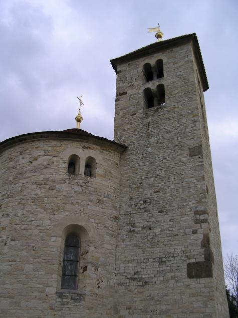 Kostel sv. Máří Magdalény - Přední Kopanina