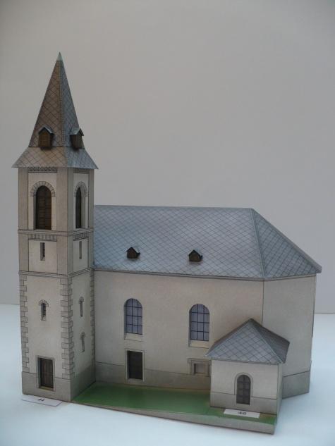 Kostel sv. Máří Magdalény v Krasíkově