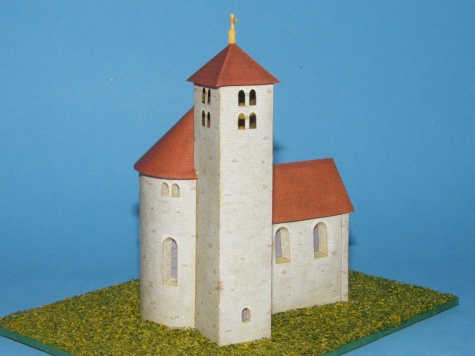 Kostel sv. Máří Magdaleny Velká Kopanina