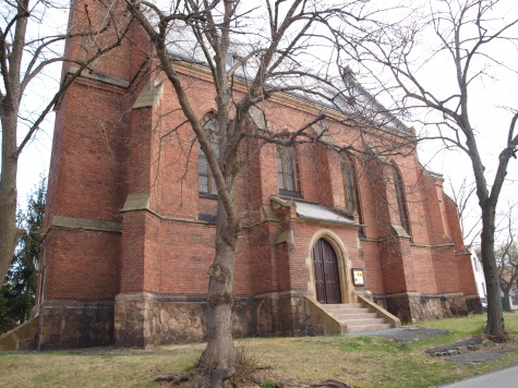 Kostel sv. Markéty - Zvole