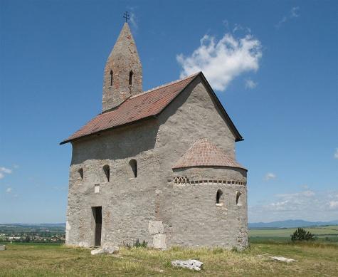 kostel Sv. Michala Dražovce