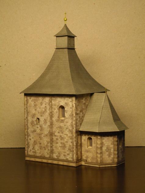Kostel sv. Mikuláše ve Vinci