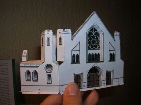 Kostel sv. Prokopa - Dlouhá Třebová