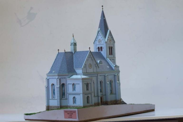 Kostel sv. Prokopa ve Stříbrnicích